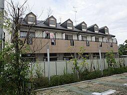 兵庫県西宮市相生町の賃貸アパートの外観