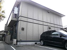 サンビレッジ長澤D棟の外観