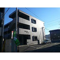 山田ハイツマンション[101号室]の外観