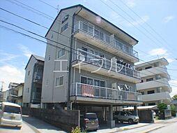 リバープール新田[3階]の外観