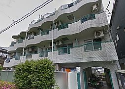 ハイタウン大倉山第1[4階]の外観