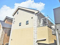 神奈川県横浜市港南区上永谷3丁目の賃貸アパートの外観