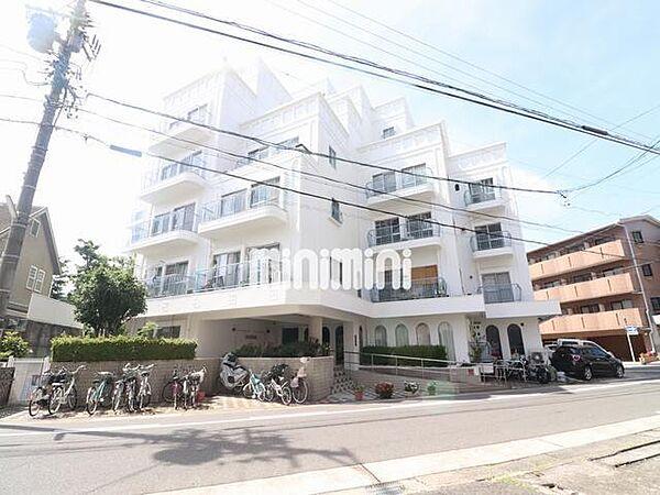 シャンボール覚王山401[4階]の外観