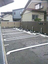 【敷金礼金0円!】五福鵯島駐車場