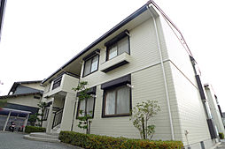 サンハイム米田[1階]の外観