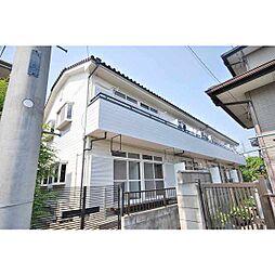 奈良第2コーポ[102号室]の外観
