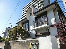 東京都練馬区豊玉中2丁目の賃貸アパートの外観