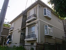 ベースサイド[1階]の外観