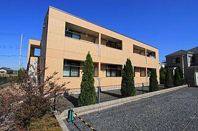 外観,1LDK,面積36m2,賃料5.6万円,つくばエクスプレス 研究学園駅 徒歩25分,,茨城県つくば市学園の森