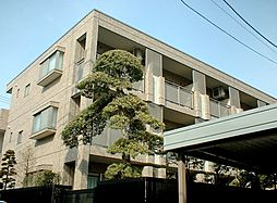 東京都練馬区高松4丁目の賃貸マンションの外観
