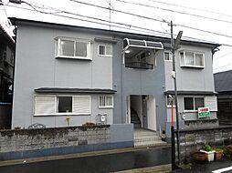 大阪府門真市元町の賃貸アパートの外観