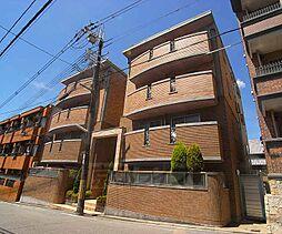 京都府京都市東山区東大路渋谷下ル妙法院前側町の賃貸マンションの外観