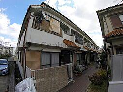 [テラスハウス] 兵庫県宝塚市山本丸橋4丁目 の賃貸【/】の外観