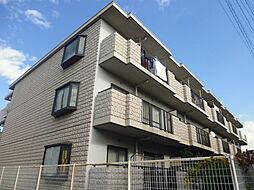 千葉県松戸市八ケ崎7丁目の賃貸マンションの外観