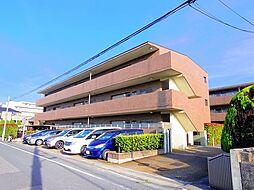 東京都練馬区春日町6丁目の賃貸マンションの外観