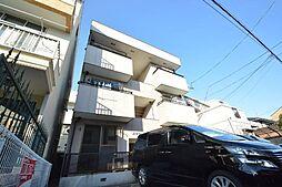 愛知県名古屋市中村区白子町1丁目の賃貸マンションの外観