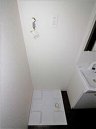 スカイコート板橋本町の洗濯機置き場