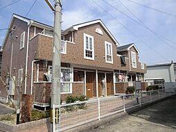 ディアコ-ト柳瀬[2階]の外観