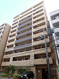 大阪府大阪市中央区東平1丁目の賃貸マンションの外観