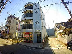 吉永ビル多田駅前[3階]の外観
