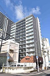 エス・キュート梅田東[0807号室]の外観