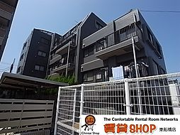 千葉県船橋市駿河台1丁目の賃貸マンションの外観