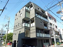 アジュールジョウサイ(AZUR JOSAI)[4階]の外観