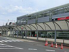 研究学園駅(7800m)