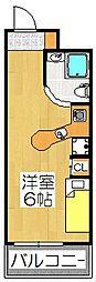 ラ・パルフェ・ド・プレオ[1階]の間取り