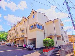 [テラスハウス] 広島県広島市安芸区船越2丁目 の賃貸【/】の外観