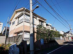 塩野荘[202号室]の外観