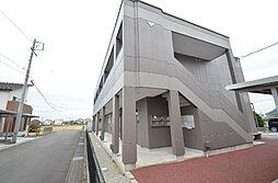 サン・フローラ弐番館[2階]の外観