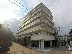 メロディーハイム仁川ガーデンズ[3階]の外観
