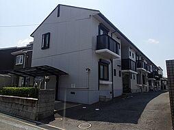 リヒテン白江[2階]の外観