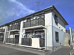 クレールハイツ[2階]の外観
