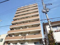 エステムヒルズ新大阪[4階]の外観