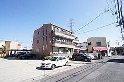 オータムガーデンB[2階]の外観