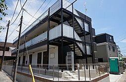 千葉県習志野市藤崎2丁目の賃貸マンションの外観