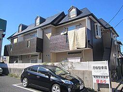 サングリーン 上飯田[1階]の外観
