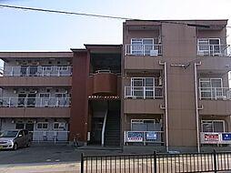 柳原第二パールマンション[3階]の外観