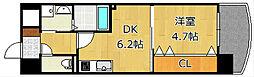 ザ.ヒルズ戸畑[12階]の間取り