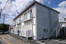 ヌマタハイツC[103号室]の外観
