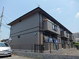 サンビレッジOKUNO(オクノ) C[1階]の外観