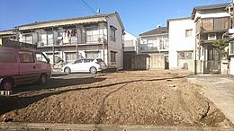 閑静な低層の住宅街、建築条件なしの売地です。お好みのハウスメーカーで理想のマイホームを建築頂けます。