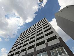 愛知県名古屋市熱田区六野1丁目の賃貸マンションの外観