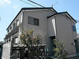 新潟県新潟市中央区沼垂西1丁目の賃貸アパートの外観