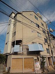 寿マンション(深草)[3階]の外観