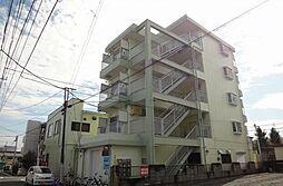 神奈川県相模原市中央区氷川町の賃貸マンションの外観