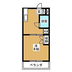 エネトピアIII[4階]の間取り