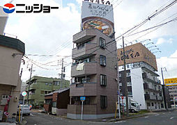 SUMIワンルームマンション[3階]の外観